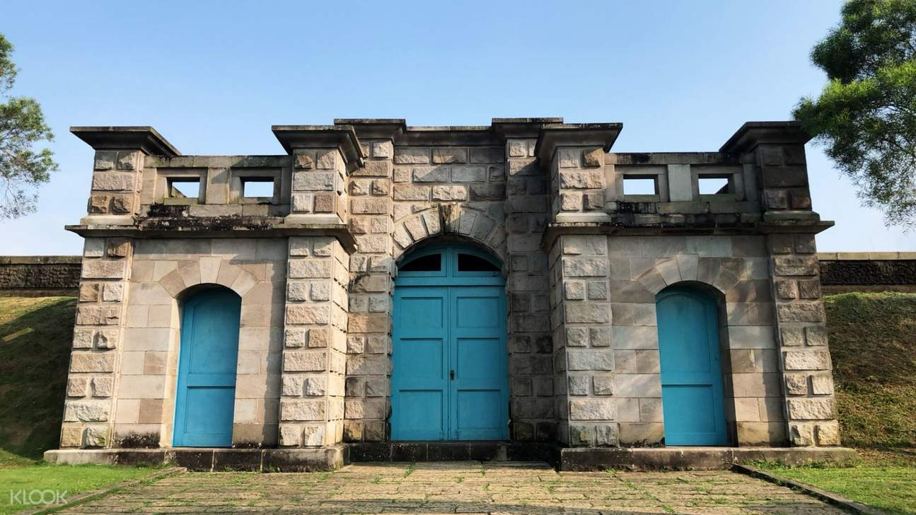 Tainan Shan-Shang Garden and Old Waterworks Museum